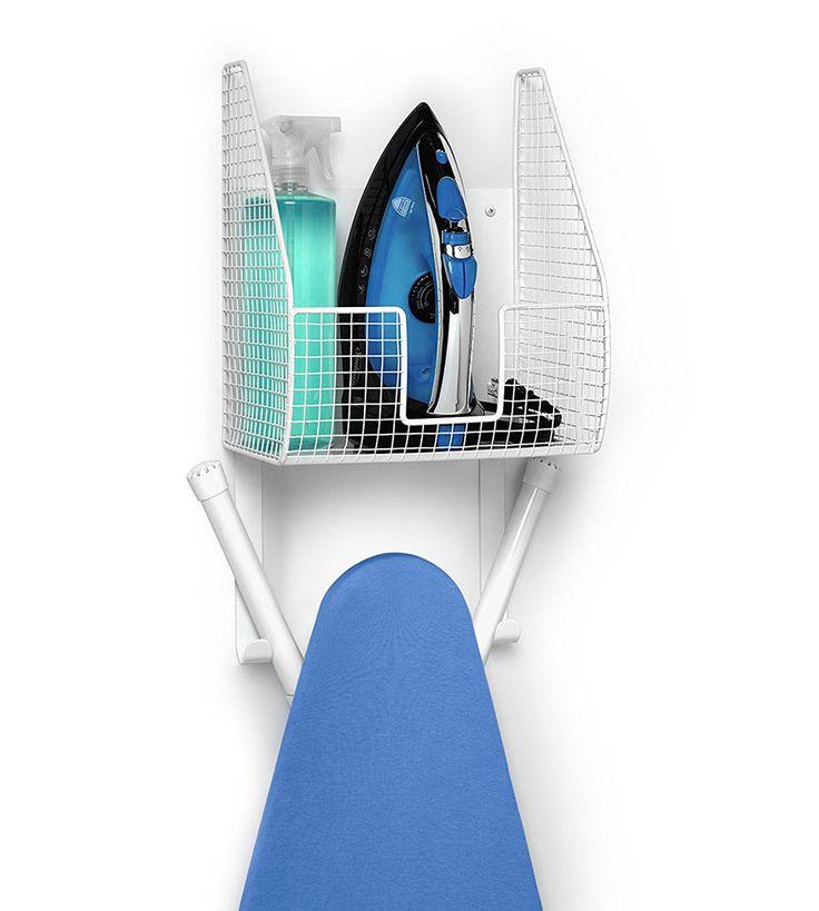 best 25 ironing board hanger ideas on pinterest ironing board storage laundry and ironing. Black Bedroom Furniture Sets. Home Design Ideas