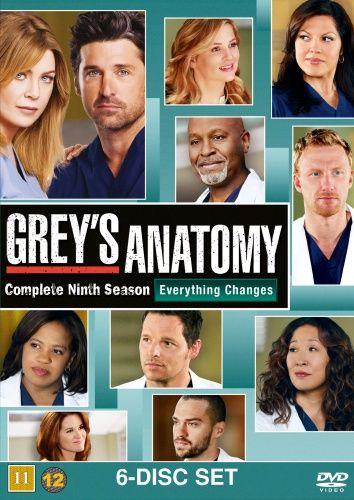 Greys Hvide Verden - sæson 9