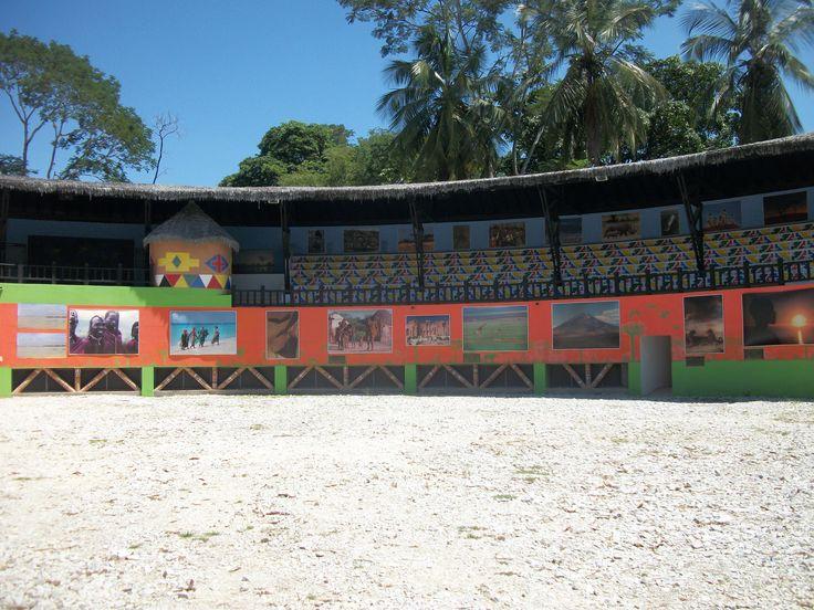 museo africano en la hacienda nápoles en antioquia colombia