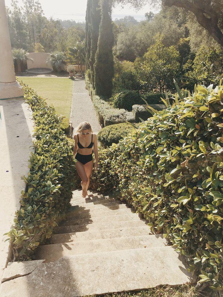 Ephemera high waisted bikini / Haley Boyd
