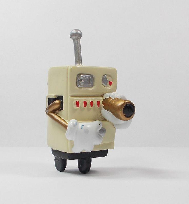 Wallace & Gromit - Mini Toy Figure - Aardman 1989 - Cake Topper G
