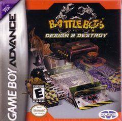 Battlebots: Design and Destory