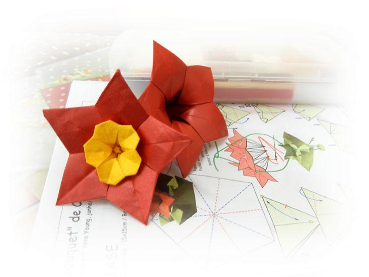 Campana rossa con pelati Mini Alamanda, suggerimento Elisa Tchami le pieghe Convention 2012