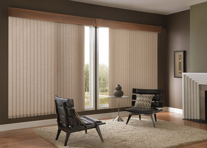 Noteworthy Vertical Blinds Keep Privacy Intact