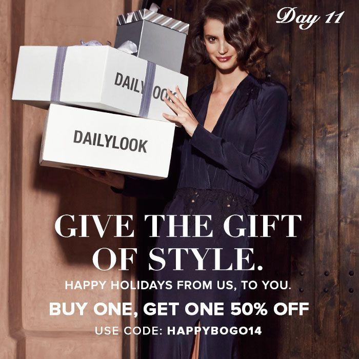 Dailylook coupon code
