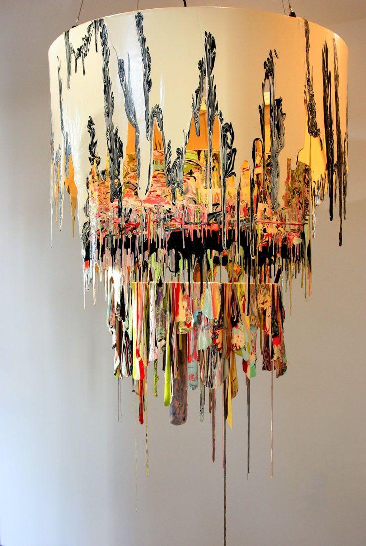 By US fine artist Melanie Rothschild.