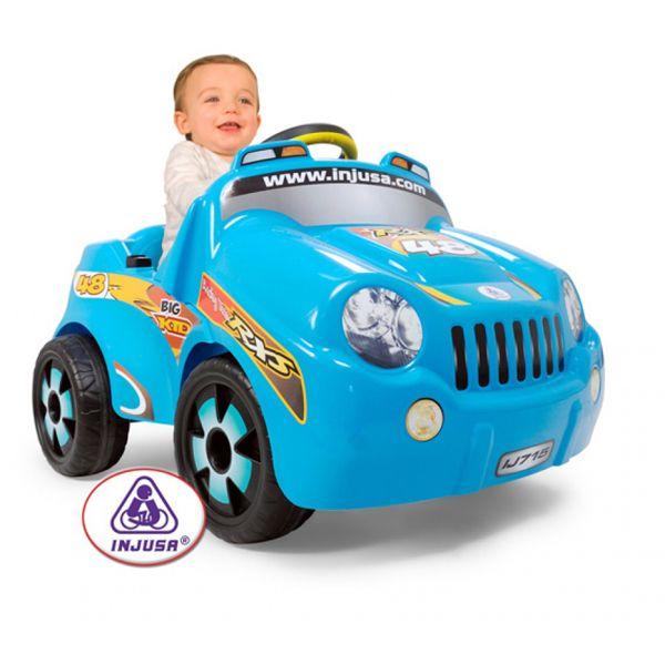 Электромобиль Injusa Big Kid