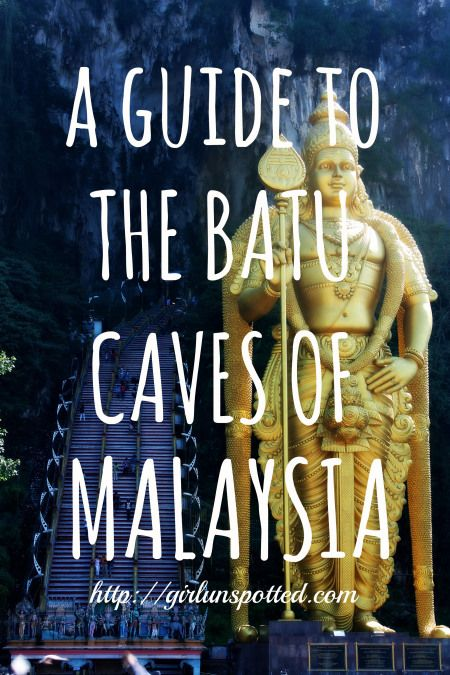 A Guide To The Batu Caves of Malaysia