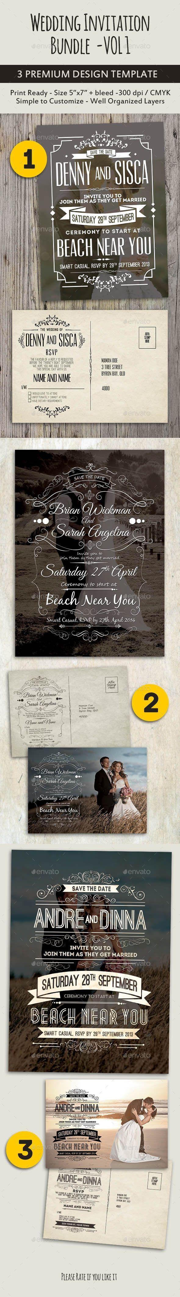 Wedding Invitation Template u0026 Design Invitation WeddingCard