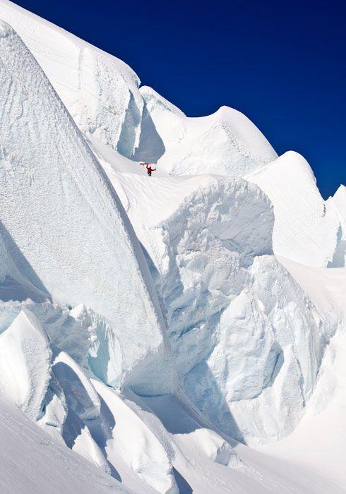 fox glacier, new zealand iceburg, new zealand glacier Vaughn Brookfield photography