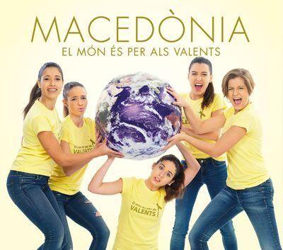 El Món és per als valents Macedònia / CD 710 MAC