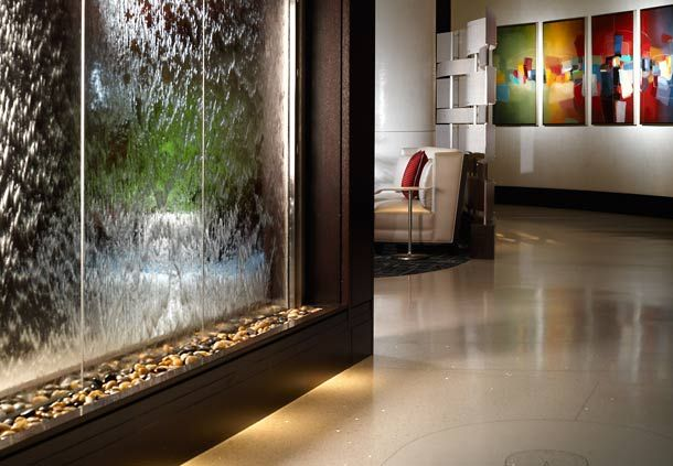 M s de 25 ideas incre bles sobre cascadas artificiales en for Cascada artificial en pared