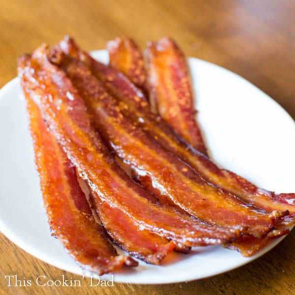 Bourbon Maple Bacon