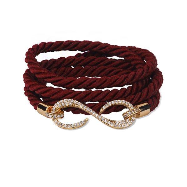 Taş İşleme Sonsuzluk Bileklik #sonsuzluk #bileklik #ip #örgü #moda #stils #trend #tarz #takı #kadın #aksesuar #moda #barış #bileklik #jewelry #fashion #women #earring #accessories #stylish #snazzy