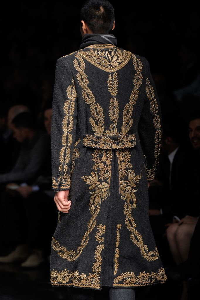 Dolce & Gabbana | Fall 2012 Menswear Collection | Style.com
