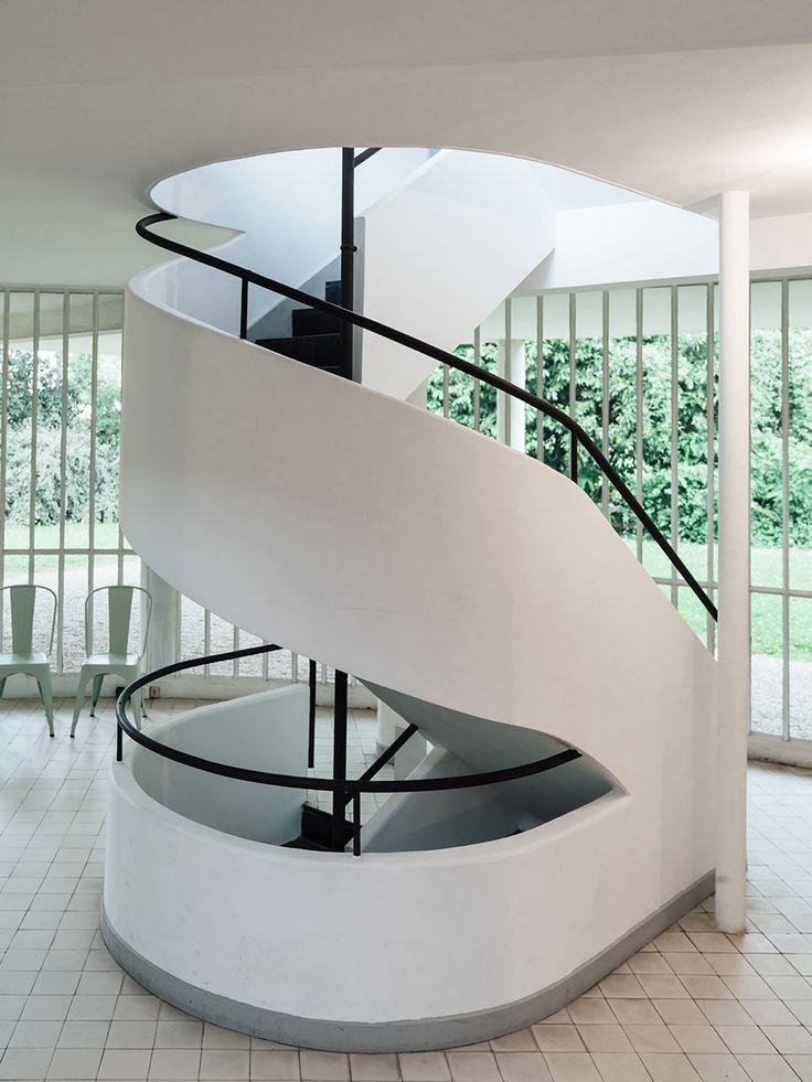 COS | Spaces | Le Corbusier