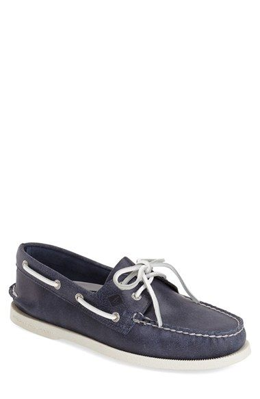 Sperry 'Authentic Original 2 Eye' Boat Shoe (Men)