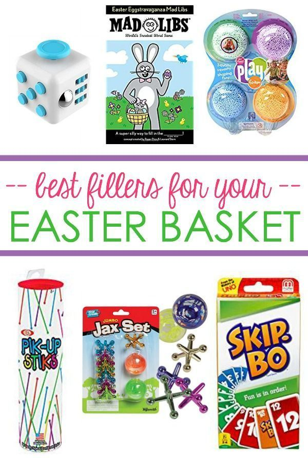 The 25 best easter baskets ideas on pinterest easter easter best easter basket fillers negle Choice Image