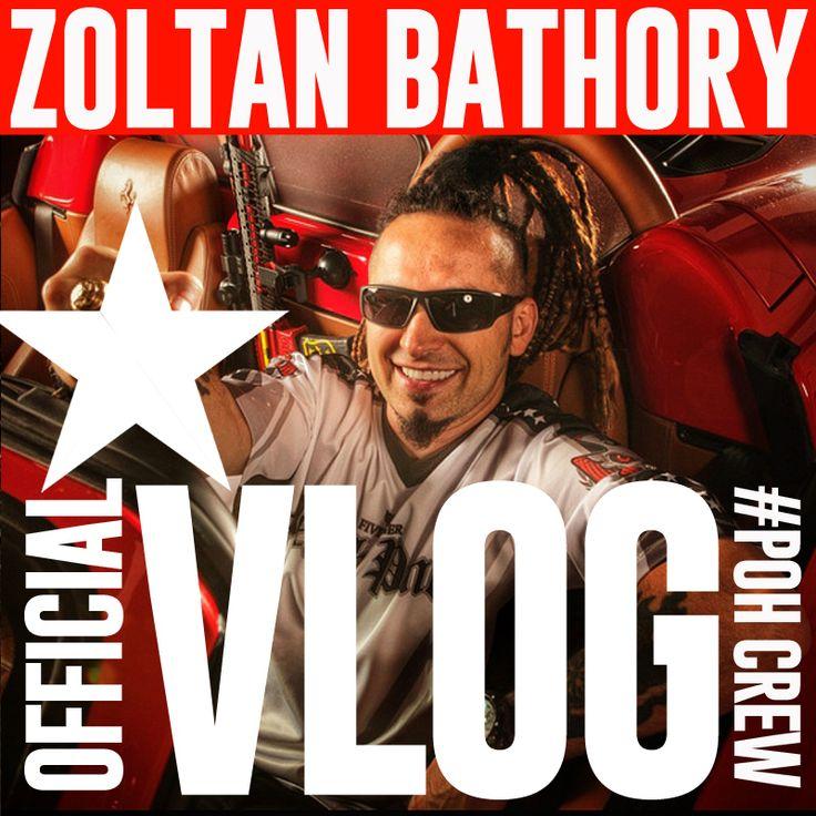 Zoltan Bathory of Five Finger Death Punch - OFFICIAL BLOG