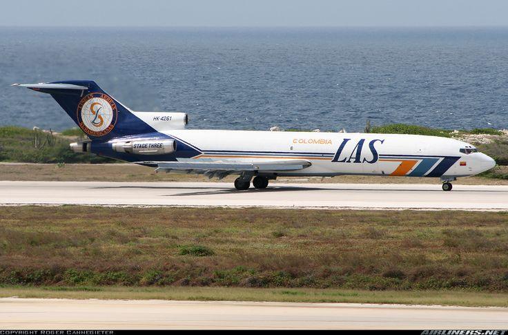 Boeing 727-251/Adv(F) - Lineas Aereas Suramericanas | Aviation Photo #1041099 | Airliners.net