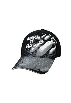 Black Make It Rain Deluxe Low Profile Insignia Cap ! Buy Now at gorillasurplus.com