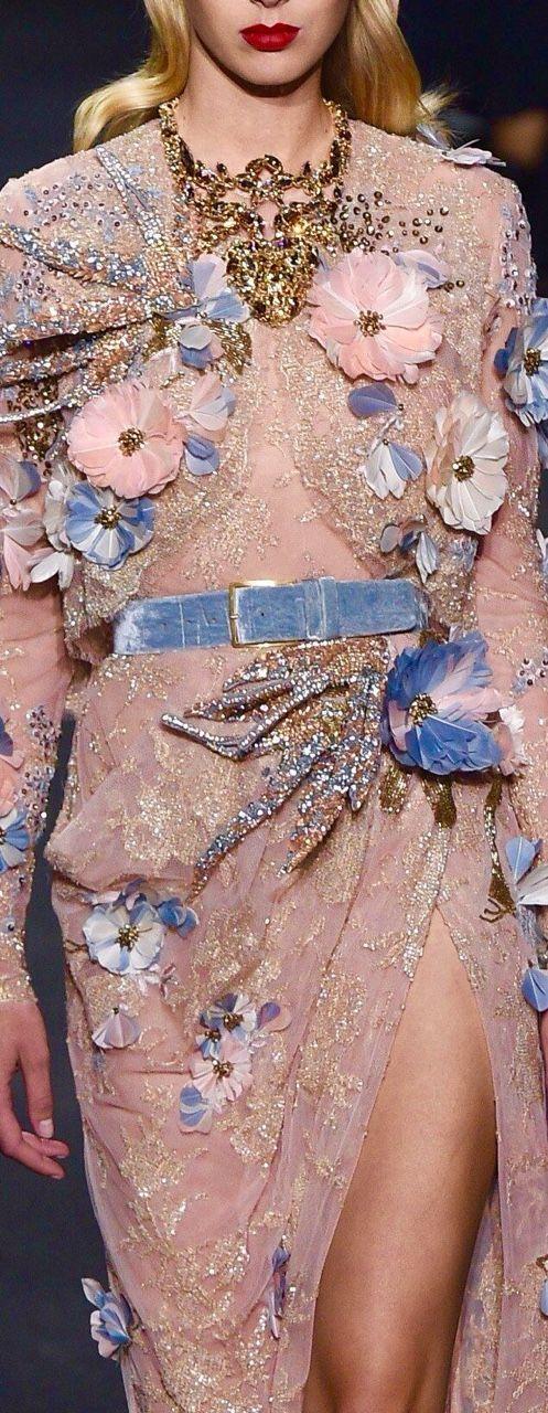 Ana Rosa, notordinaryfashion: Elie Saab Haute Couture Fall...