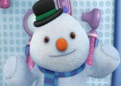 DoctoraJuguetesJuegos.com - Juego: Rompecabezas Friolín Sonriente - Juegos de Puzzles de Doctora Juguetes Disney Jugar Gratis Online