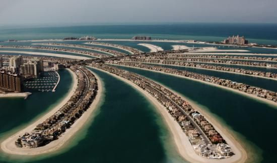 Dubai seems to have a goal of doing everything bigger and better than anywhere else on the planet
