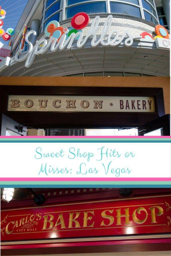 Sweet Spot Hits or Misses: Las Vegas - Bradie Bakes