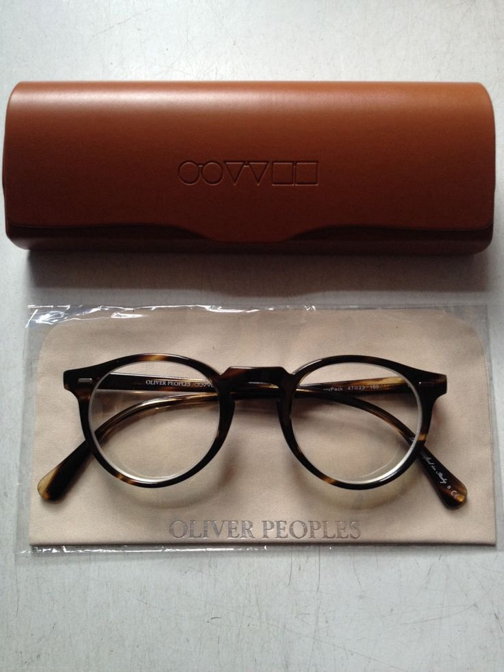 ten-twenty-nine Oliver Peoples x Gregory Peck