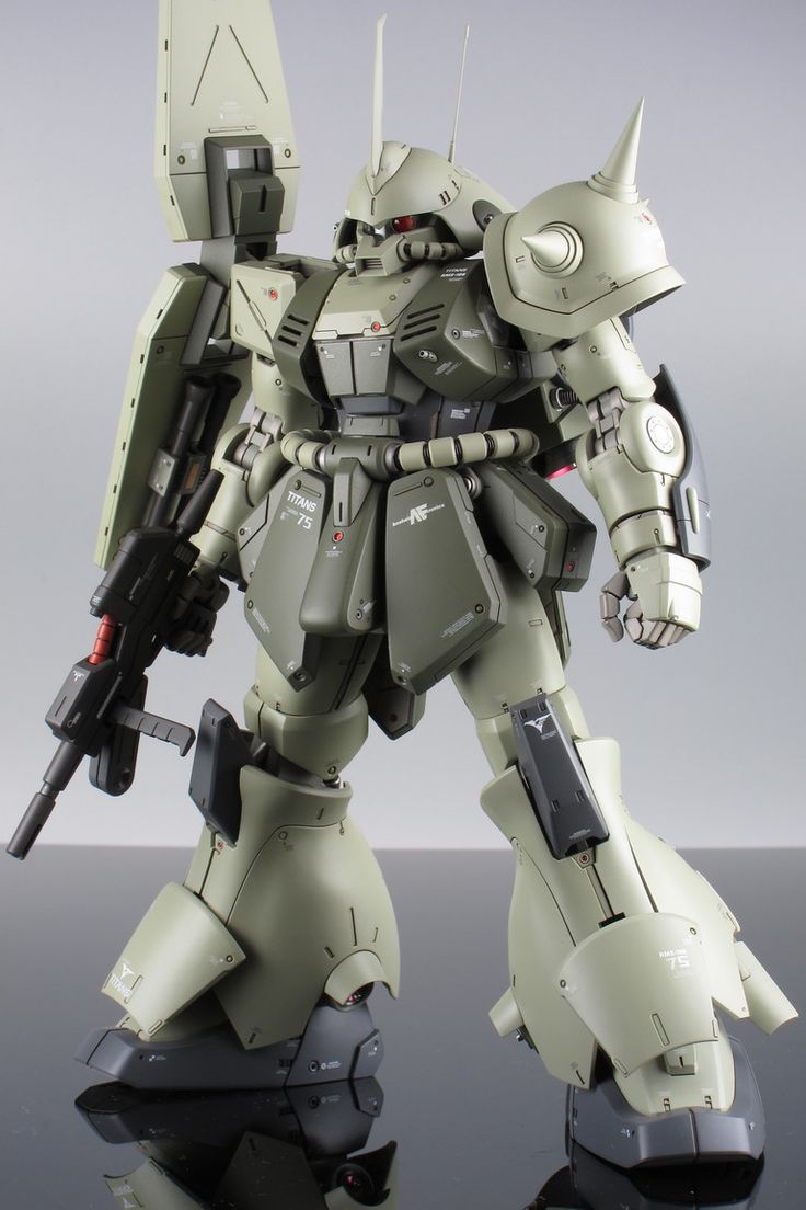 GUNDAM GUY: MG 1/100 RMS-108 Marasai - Custom Build
