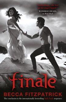 Finale by Becca Fitzpatrick. #books