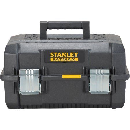 18 inch Structural Foam Fatmax Tool Box, Black