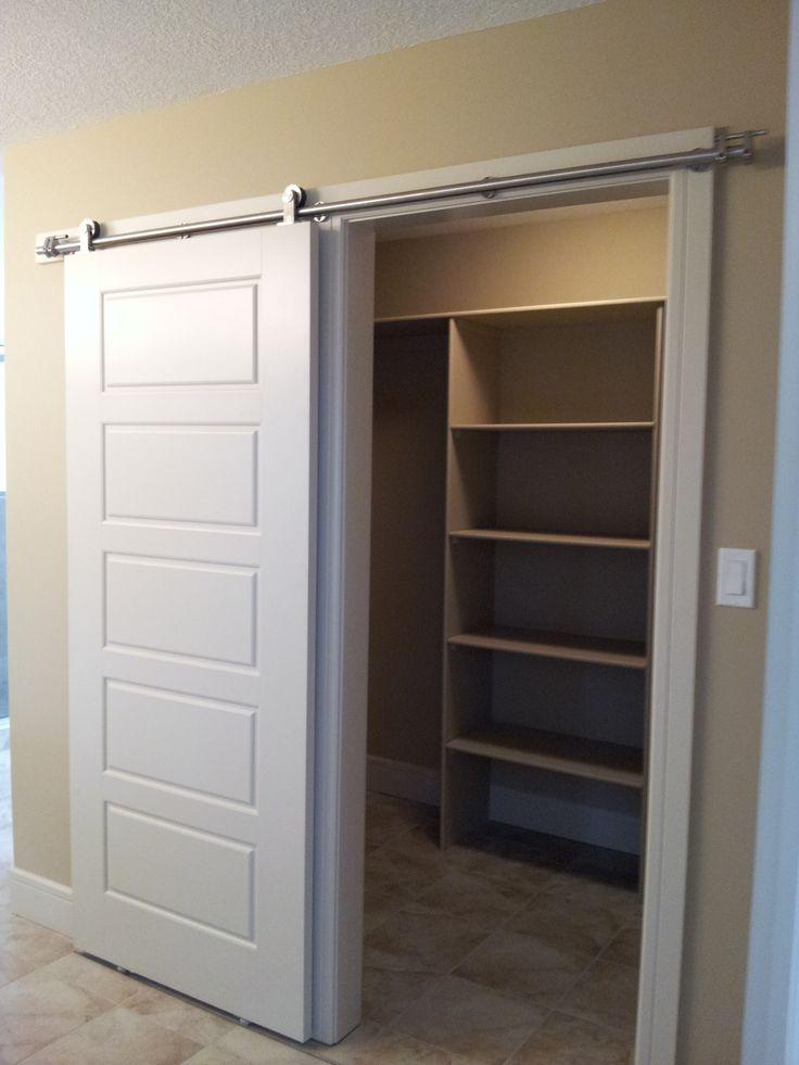Amazing closet door!