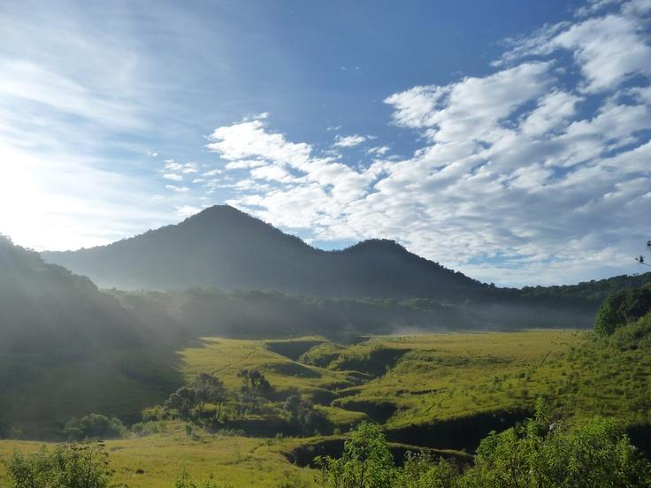 Gunung Papandayan, Java, Indonesia