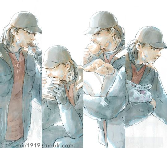 Winter Soldier / Bucky Barnes