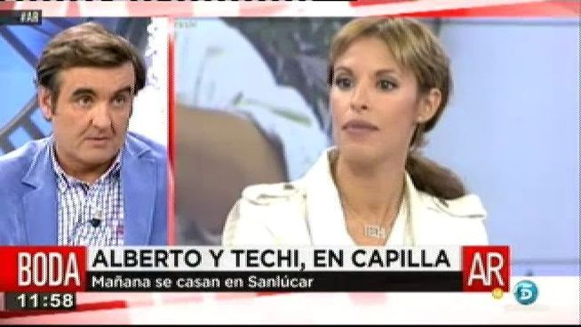 El hijo de Chabelita acudirá a la boda de Alberto Isla y Techi | CORAZON VIP 2