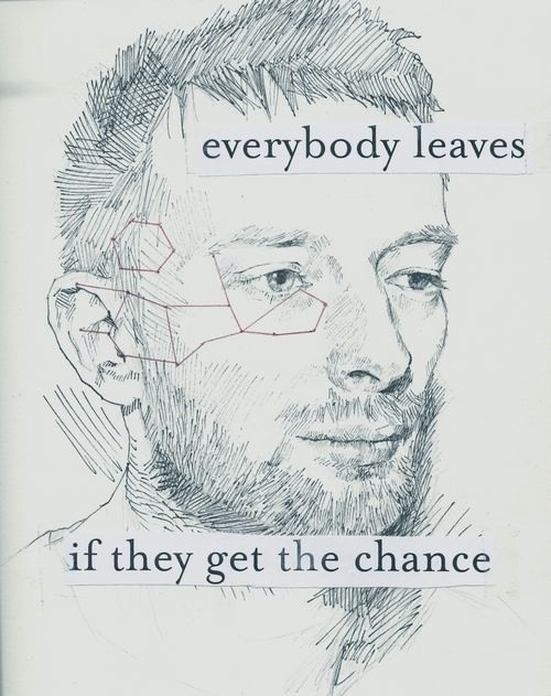 17 Best images about RADIOHEAD art work on Pinterest ...