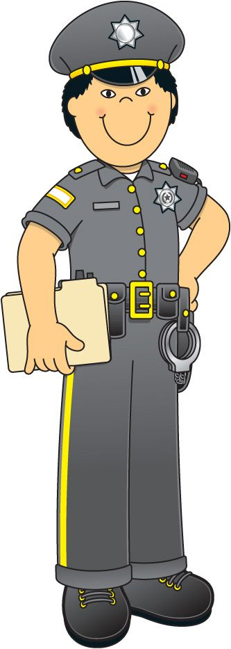 Community Helper: Policeman