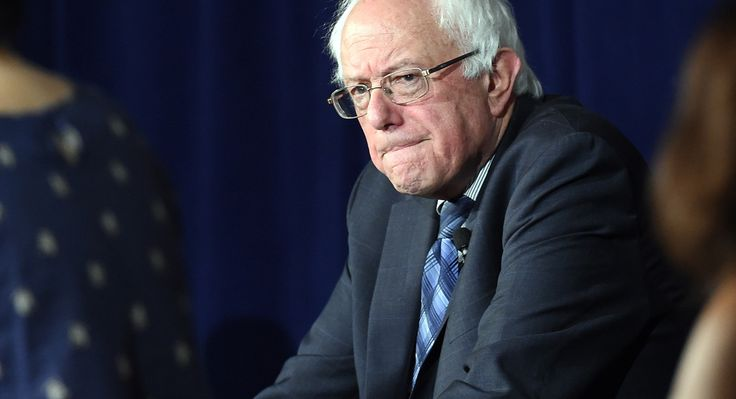 Bernie Sanders never thought it would get this far