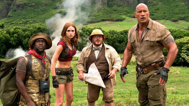 """Turns out, I truly am Jack Black in Jumanji: Welcome to the Jungle—the upcoming Jumanji sequel that, against all odds, looks to actually be good—because """"I just can't even with this place."""""""