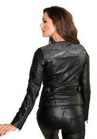 Куртки MELROSE Пальто из качественной искусственной кожи Melrose