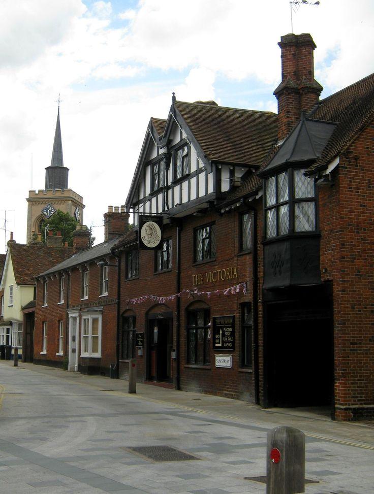 Baldock, Hertfordshire, UK — FUCKITANDMOVETOBRITAIN