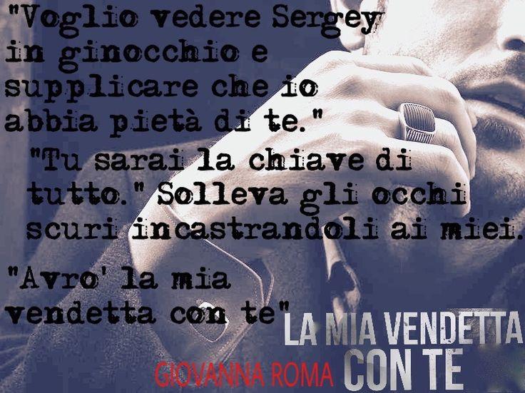 Teaser La mia vendetta con te © 2015 Giovanna Roma