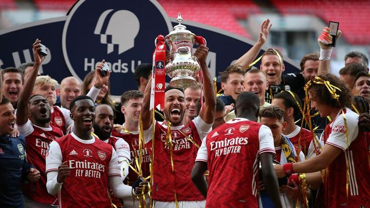 Arsenal's FA Cup win over Chelsea highlights Mikel Arteta