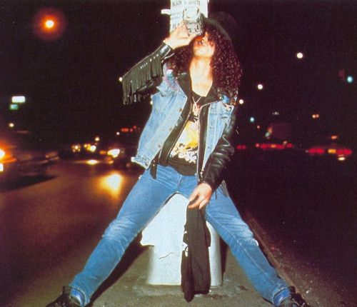 Imagen de slash and Guns N Roses