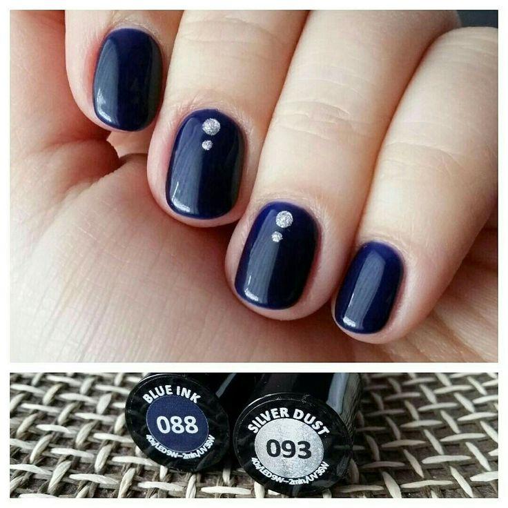 088 Blue Ink