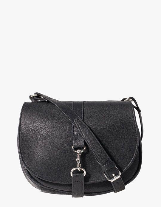 Stradivarius Mini messenger bag with fastener