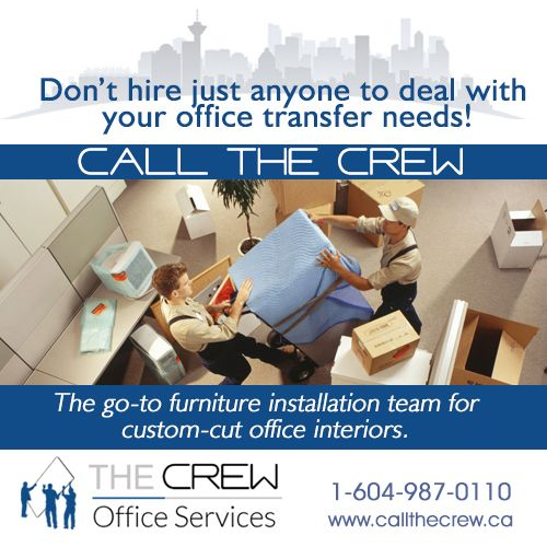 Our expert team, comprising of full time professional movers and project leaders, will protect your office assets ensuring that your valuable equipment is protected and transported safely.