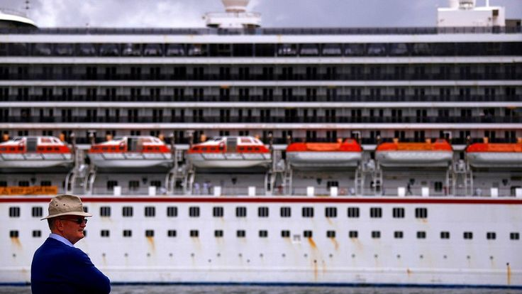 23 passengers booted from Carnival cruise following 'bloodbath' of a brawl - Fox News